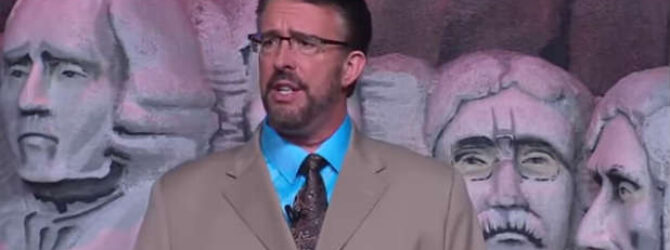 Perry Stone:  100 House members to support a bill to outlaw churches and ministers to say gay lifestyle is sin