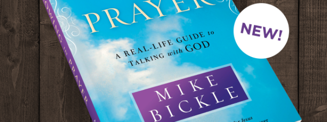 NEW book on #PRAYER…