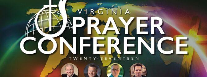 vaCOG: Prayer Conference 2017