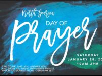 gaCOG: DAY of PRAYER