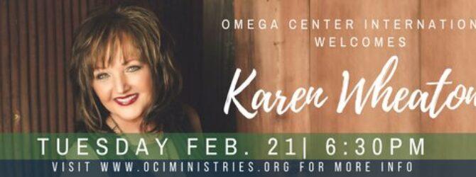 Karen Wheaton @ OCI