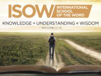 International School of the Word (ISOW with Perry Stone, Bryan Cutshall) to resume in Spring