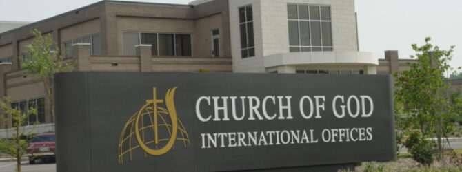 Church of God Statement on Troy Scot Carter