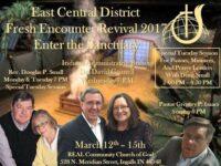 inCOG: East Central Revival