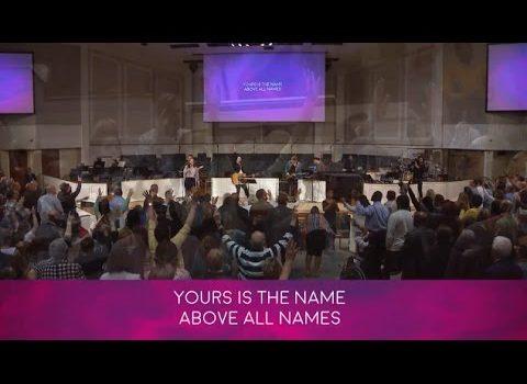 Central Worship Team with Reggie Dabbs & David Bowden