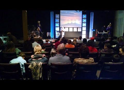 Pastor Tony Colson's last message at COAH