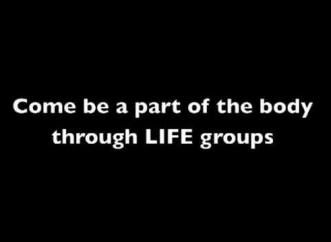 LIFEgroups- Small Group Ministry of LIFEchurch