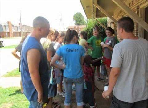 LIFEchurch Alabama Tornado Relief Mission 2011- Tuscaloosa, AL