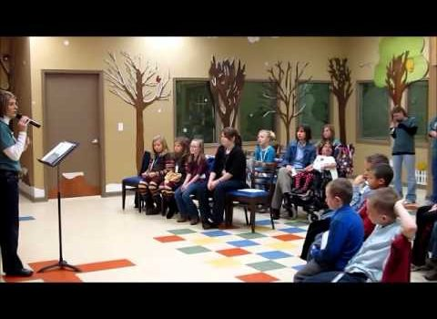 Rooted Children's Ministry