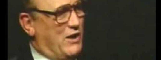 Fathers of the Faith: Dr. Ray H Hughes