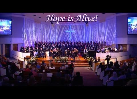 """""""Hope is Alive"""" 2017 Easter Musical, Central Church Choir & Orchestra"""