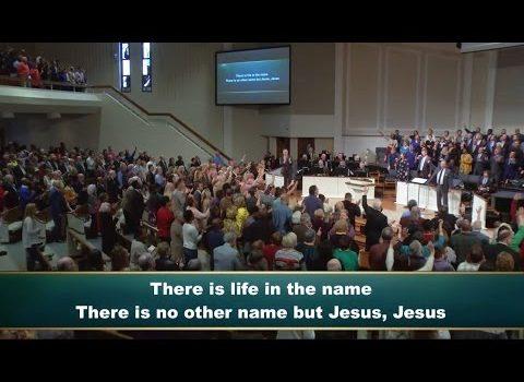 Central Church Choir & Orchestra Worship, March 26, 2017