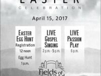 Fields of the WOOD 2017 EASTER Celebration