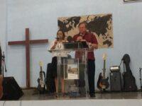 Teaching and Preaching in Kenya