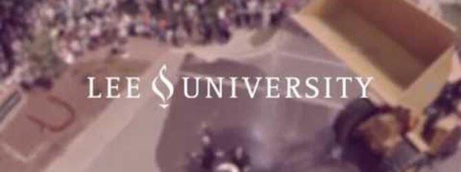 Lee University – ALS Ice Bucket Challenge