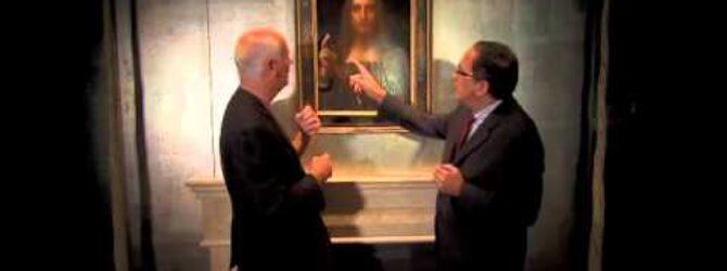 Leonardo Da Vinci Lost Painting Of Jesus