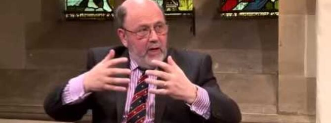 N.T. Wright on Gay Marriage