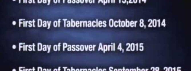 Palm Sunday Prophecy