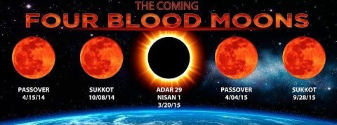 Responding to John Hagee's Four Blood Moons