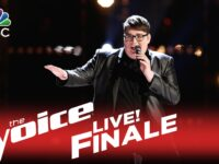 """The Voice 2015 Jordan Smith – Finale: """"Mary, Did You Know"""""""