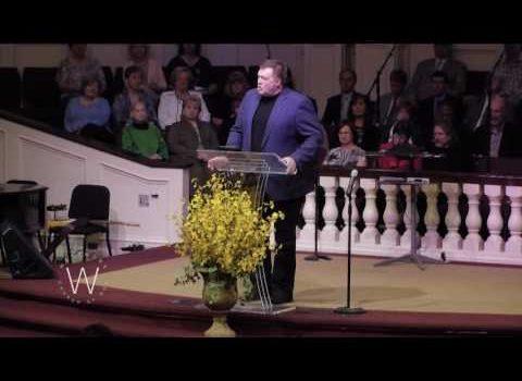 Pastor Kelvin Page: Managing A Faith Crisis