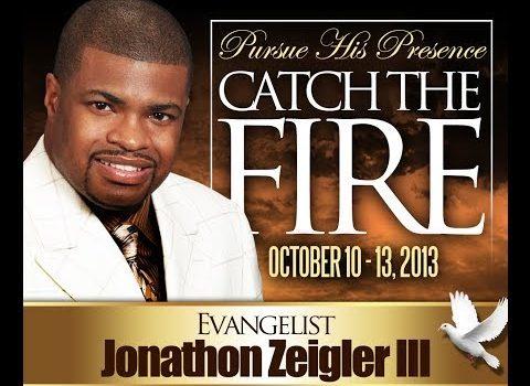Johnathan Zegler, National Church of God Fort Washington MD