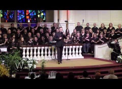 Worship At The Cross (Good Friday 2017)