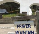 Prayer Mountain at the Fields of the Wood  in Murphy, NC