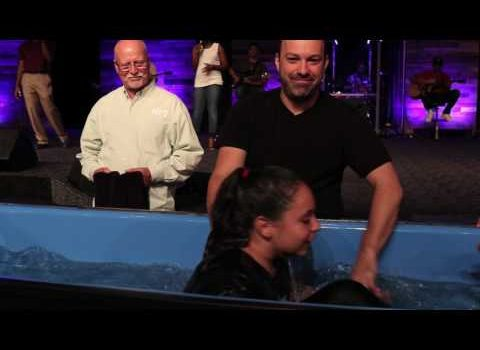 Baptism March 2016