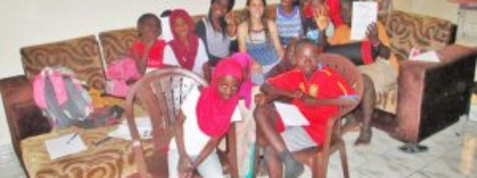 Reaching the Youth of Senegal