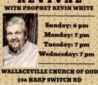REVIVAL with Kevin White