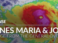 Prayers Requested for Those in Path of Hurricanes Maria and Jose