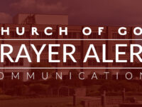 Church of God Call to Prayer for Gulf Coast Area