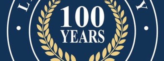 Happy Centennial Lee University