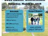 Largest LIVE Open Air Easter Play at Fields of the Wood