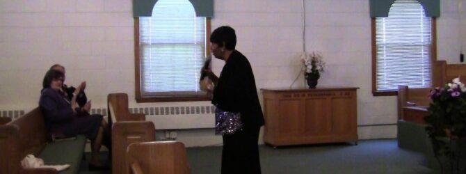 2015 04 26 Guest Singers Fizer Singers Tell Jesus part I