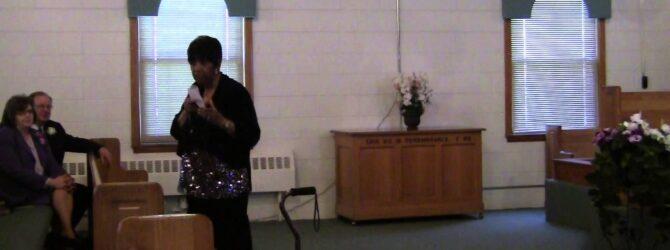 2015 04 26 Guest Singers Fizer Singers God Is Able