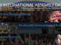 Historic 100TH INTERNATIONAL CoGoP ASSEMBLY DATES (2018-2020)