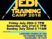 Jedi Training Camp KIDS CRUSADE