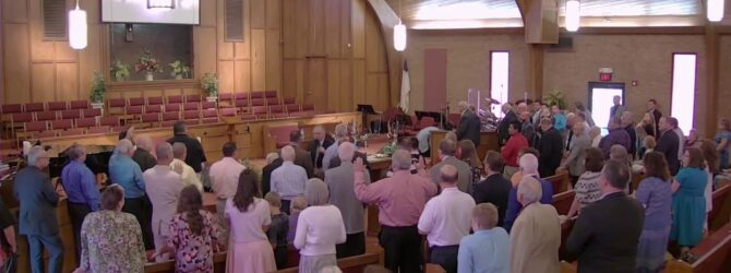 """Camp Meeting Sunday Morning Service   """"An Ideal Father""""   Pastor D.R Shortridge 6/17/18"""