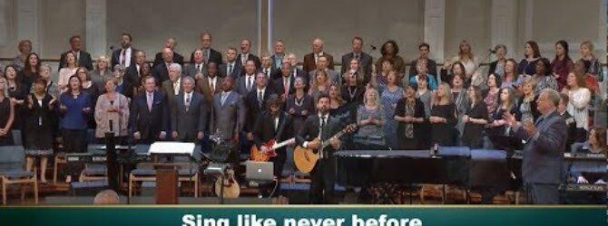 Central Church Choir & Orchestra, June 17, 2018, Worship Service