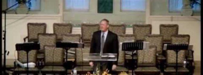 Danville Church Of God Spring Renewal 2013 Harvey Turner Jr