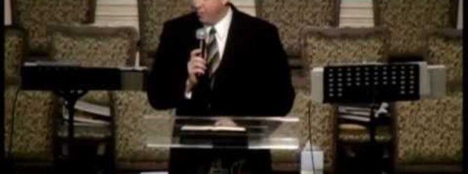 Danville Church Of God Spring Renewal 2013 Wednesday Night Chad Keathley