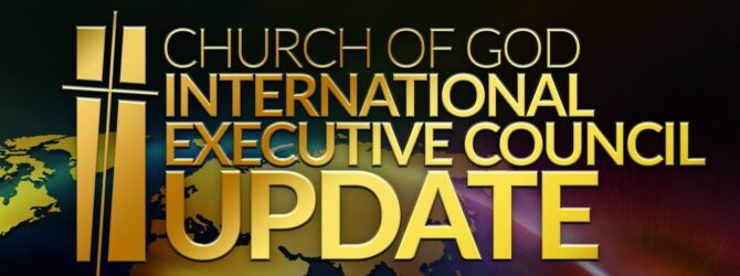 Church of God General Assembly 2018 Agenda: IEC and General Overseer Duties