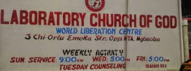 Top 10 CONTEMPORARY TRENDS in CHURCH NAMES
