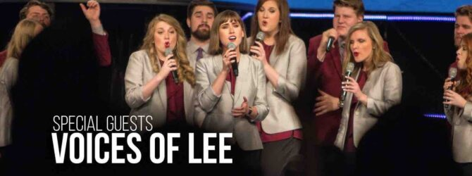 Special Guests Voices of Lee