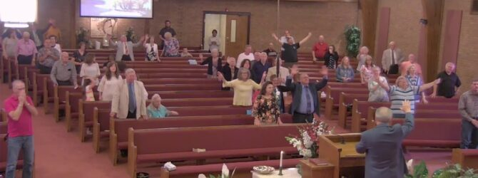 """""""The River Is Life"""" CampMeeting Monday Morning Service Evangelist J. Darrell Turner 06/18/18"""