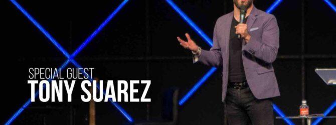 What do you do – Tony Suarez