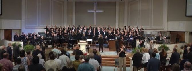 Central Church Choir & Orchestra Worship, July 14, 2019