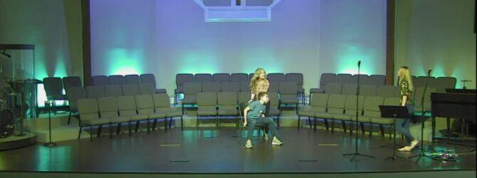 Copy of Princeton Church Live Stream